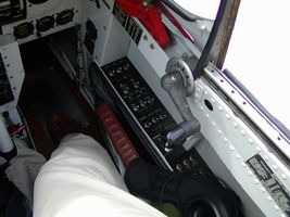 Cockpit Right Side